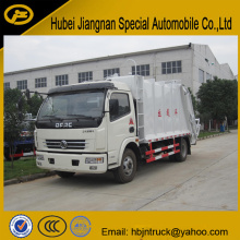 6 Cubic Meters Compactor Waste Collection Truck
