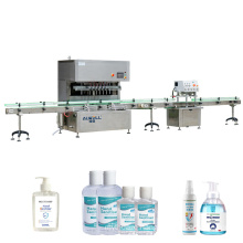 Liquid Full Automatic Capping and Labeling Machine  Bottle Filling Machine