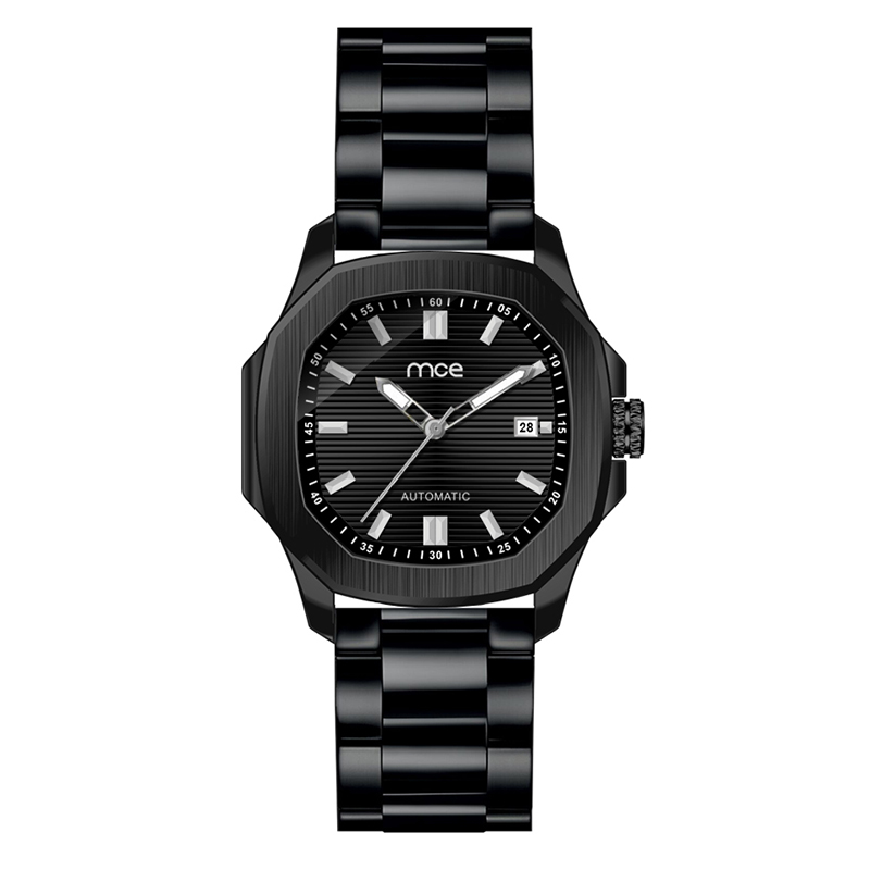 Lower moq for OEM your fashion atuoamtic movement men watch
