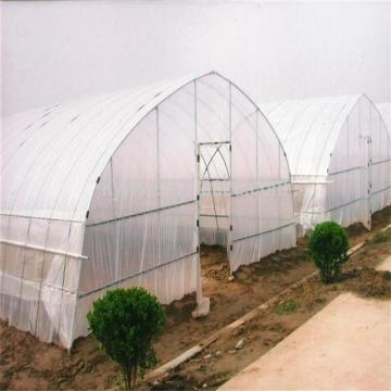 Skyplant locking channel PE plastic commercial greenhouse film 5 years long life