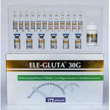 Ele Gluta 30g, injection de glutathion pour le blanchiment de la peau