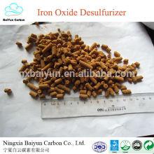 Железа оксид desulfurizer для продувочного газа 4мм обессеривание природного газа