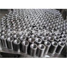 Stahlstangen-Verbindungshülse / Stahlstab geradegewinde
