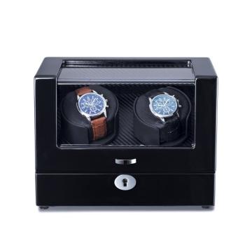 handgefertigte Holzrotor automatische Rotation Motor Uhr Wickler