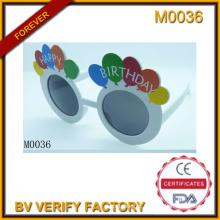 Belos óculos para festa de aniversário (M0036)