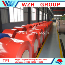 hot dip prepainted galvanized steel coil price