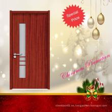 Chapa de Promoción Navidad pegado diseños puerta