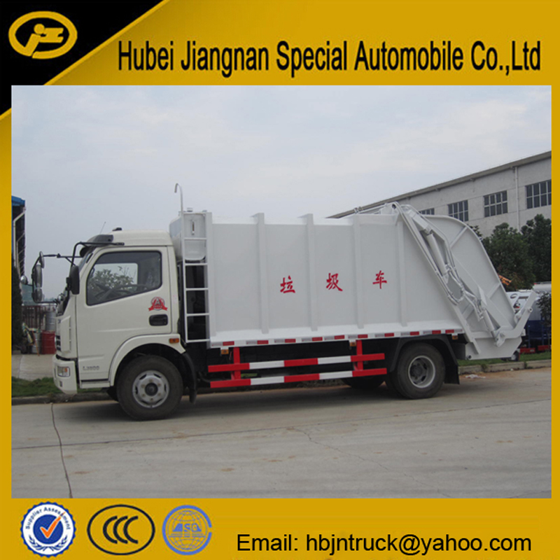Garbage Collector Truck