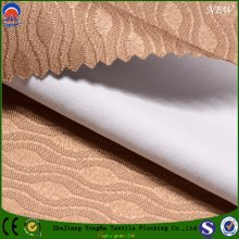Home Textile Polyester Fabric Jacauard Fabric Blackout Curtain Fabric for Window Curtain