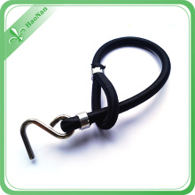 10mm Black Latex Bungee Cord