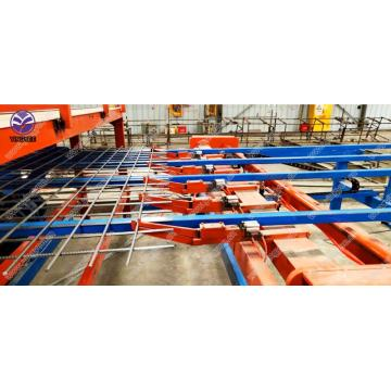 Автоматическая усиленная стальная арматурная сетка из проволочной сетки панели ограждения ...