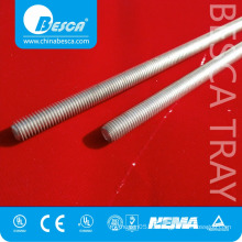 Low Price Besca Manufacture Steel Electrical Threaded Rod With Certifications
