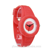 a Fashion Style Japan Movt Silicone Boy And Girl London Watches