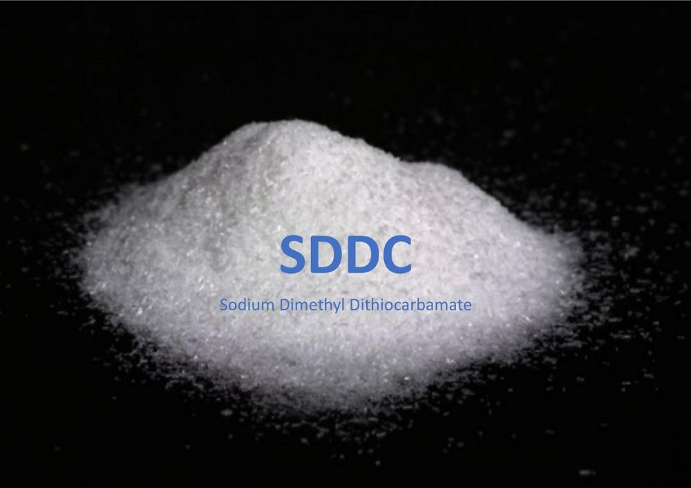 나트륨 Dimethyl Dithiocarbamate 95 %