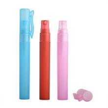 Pen spray perfume bottle with mist spray pump