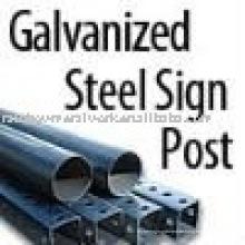 Square Steel Posts & Zubehör