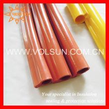 High voltage silicon rubber overhead line insulation cover