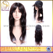 For White Women With Bangs Cheap Beyonce Human Hair Fashion Wigs