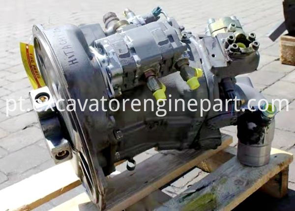 Hitachi Electronic Control Hydraulic Pump Made In Japan