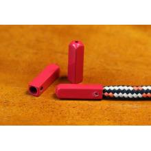 promotional custom metal aglet yeezy aglet for drawstring