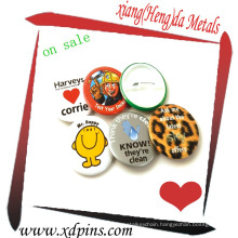 Factory Price Custom Tinplate Badge (X-26)