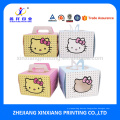 Customized Paper Cardboard Cake Packaging Box For Birthday