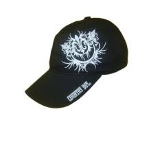 Mode-Sport-Cap mit links Stickerei-Logo