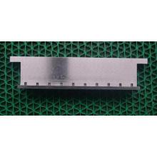 Componentes de la máquina para piezas torneadas de precisión CNC Acero inoxidable