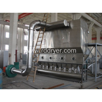 Sodium Perchlorate Horizontal Fluidizing Dryer