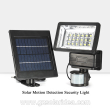 Solar Motion Detection Security  Lighting