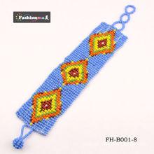 natural coral beads bangle