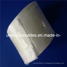 Espesor 0.12mm Ancho 50mm Cinta de fibra de vidrio para el motor eléctrico