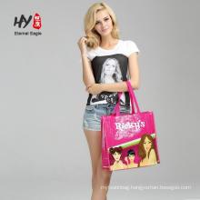 cheap printing pp woven gift bag