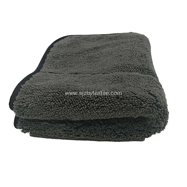 800 gsm Plush Automotive Car Use Microfiber Towels