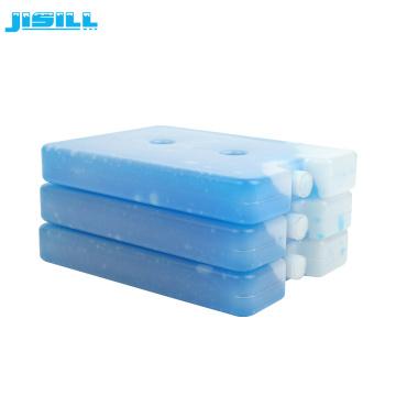 pacotes de gelo barato repelente de água removível para o almoço
