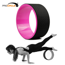 Roda de Yoga ProCircle Eco-Friendly TPE Foam