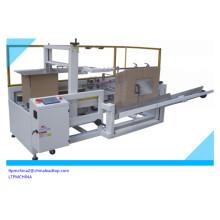 Automatic Corner Edge H Type Box Sealing Tape Machine