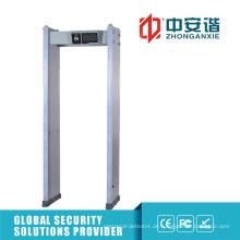 High Precision Human Body Detection Archway 255 Level Metalldetektor