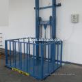 5м гидравлический грузовой лифт вертикальный склад груза ведущего бруса лифта подъемные столы