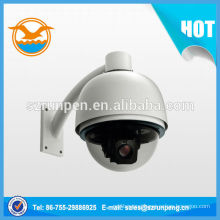 Die Casting CCTV Camera Specifications Housing