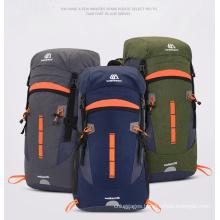Large Capacity Hot Sale Hiking Bag Backpack 60L Waterproof Travel outdoor hiking backpack Mountain Bag