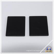 Blockieren von schwarzen Permanent-Magnete N52