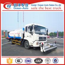 Camión nuevo Dongfeng Kingrun 4X2 8000Liter camión de limpieza de calles
