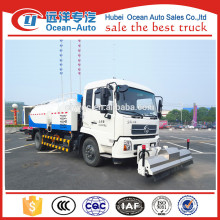 New truck Dongfeng Kingrun 4X2 8000Liter street cleaning truck