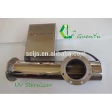 Tratamiento de agua desinfección de agua equipo de esterilización equipo de acero inoxidable uv