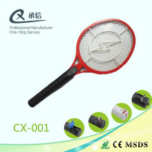 Red Electronic Anti Mosquito Swatter Indoor