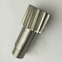 4J36 ivar steel gear shaft for motorcycle