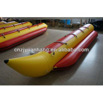 Barco de banana inflável para a venda