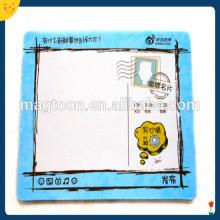 Memorandum gift writing board fridge magnet