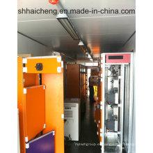 Casa convertida del envase para el equipo electrónico (shs-mc-special003)
